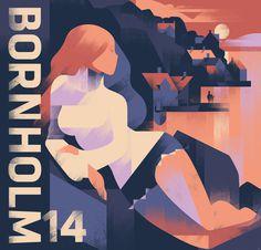 Bornholm 2014 #illustration