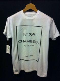 YIMMY'S YAYO™ #chambers #shaolin #shirt #tee #tang #wu #36
