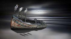 Dreamlike Animals Photography by Nasser Osman