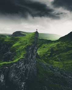 Moody and Cinematic Adventure Photography by Simon von Broich