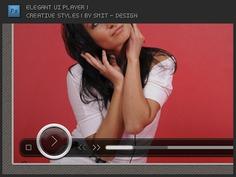 Elegant ui player Free Psd. See more inspiration related to Elegant, Ui, Player and Horizontal on Freepik.