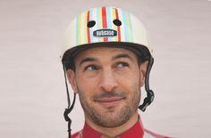 Nutcase Bike Helmet - Public Stripe from PUBLIC #bikes #nutcase #helmet #public