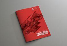 Concept.ru furniture brochure visuals on Behance