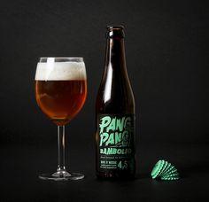 PangPang Brewery on Behance #beer