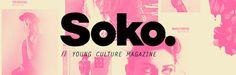 SOKO, POGO, creative co.