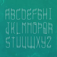 Roundone Font #typography