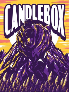 Candlebox – North American Tour 2019 poster