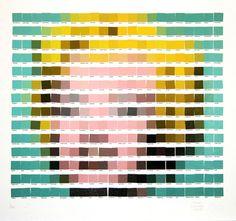 Nick Smith Marilyn Monroe Pantone