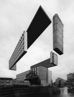 Espen Dietrichson 03 #architecture #drawing #rendering #fragmentation