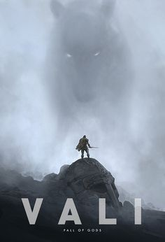 Vali Fall of Gods #illustration #design #art