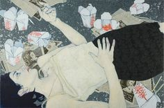 Hope Gangloff - BOOOOOOOM! - CREATE * INSPIRE * COMMUNITY * ART * DESIGN * MUSIC * FILM * PHOTO * PROJECTS #drawing