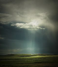 Light/rain | Flickr - Photo Sharing! #clouds #weather #landscape #island #photography #rain