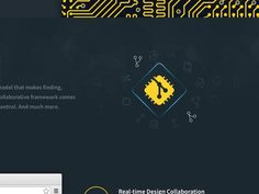 Git For Hardware Illustration #web