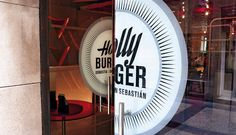 Holly Burger on Behance #logo #door #branding