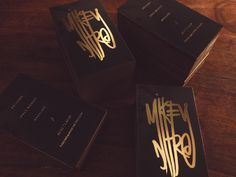 #personalbranding #graphicdesign #businesscards #mikeynitro