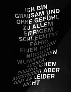 Axel Peemller #typography