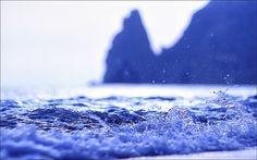 Three Mood on the Behance Network #water #inspire #crimea #seascape #reflect #bokeh #sea #nature #vintage #blue