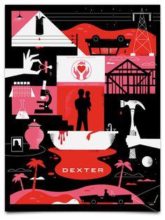 dexter poster 04 #dexter