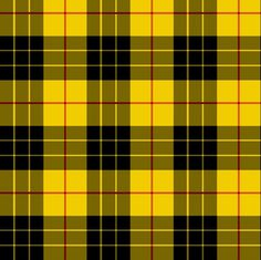MacLeod Plaid ~ Wee - peacoquettedesigns - Spoonflower #fabric #textile #plaid