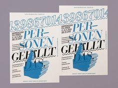 Werkschau Trier 2010 - bean's taste #print #poster