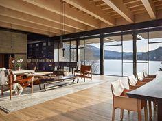 Whistler Ski Retreat by Olson Kundig Architects 7
