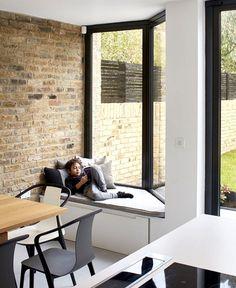 Renovation in North London #architecture #house #home #decor #interior