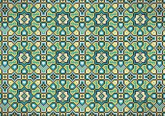 Pattern on the Behance Network #pattern #arabic