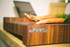 iBlock Butcher Block #tech #flow #gadget #gift #ideas #cool