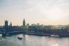 Portrait of City | London on Behance #london #city #landscape #gb #skyline #england
