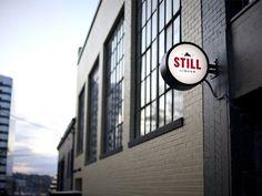 design work life » Javas Lehn: Still Liquor #sign #photography #identity