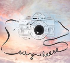 Say Cheese on Behance #type #image