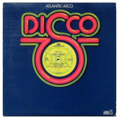 Disco Sleeves: Atlantic/ATCO | Flickr - Photo Sharing! #vinyl #sleeve