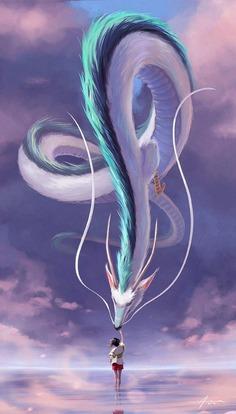Spirited Away Fanart – Chihiro by Asur-Misoa