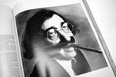 http://remember-paper.com/ #mag #rememberpaper #print #groucho #remember #woody #photography #allen #paper #marx