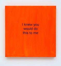Allison L. Wade | PICDIT #painting #text #art