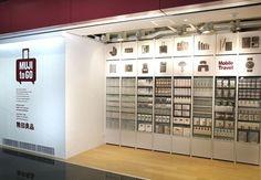 Muji opens concept store at HKIA #retail #muji