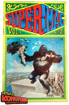 King Kong supermag volume 1 number 2