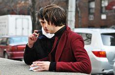 JAK & JIL BLOG #models #week #cigarette #fashion #male #york #nyfw #new