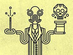 illustrations - Tim Boelaars