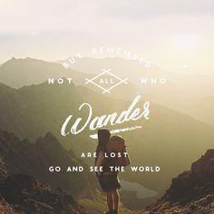 Wander Lettering - Isaac Villanueva