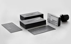 The Streethearts #business #branding #card #design #graphic #black #paint #identity #type #hand