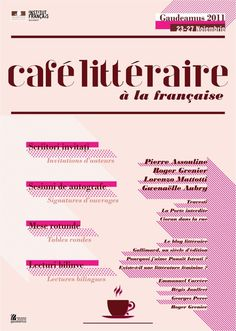 cafe #typography #poster