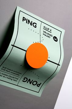 Ping Pong Night by Marta Veludo #pong #ping