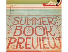 Summer Book Preview | Jessica Hische
