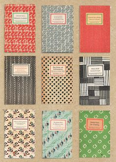 Just Gorgeous! Check out these vintage book covers! | Justina Blakeney Est. 1979
