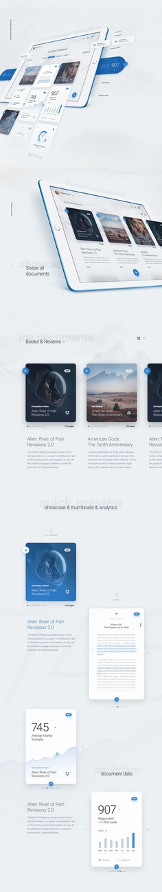 LiquidPro UI Kit free download