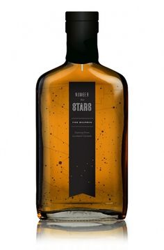stars_bourbon.jpg (600×912) #design #packaging #alcahol