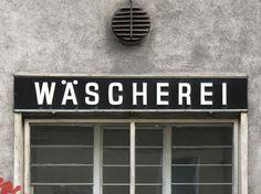 An urban alphabet of Vienna / Ulrich Kehrer #signboard #lettering #typography