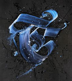 Calligraffiti by Niels Shoe Meulman 4 #calligraphy #text #graffiti #calligraffiti #art #street #typography