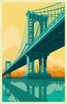 """New York"" by Remko Heemskerk"